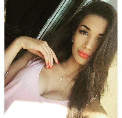Проститутка Проститутка Юля  Пражская